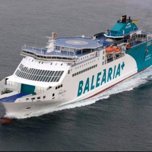 Visite Melilla con Balearia desde Málaga ó Almería