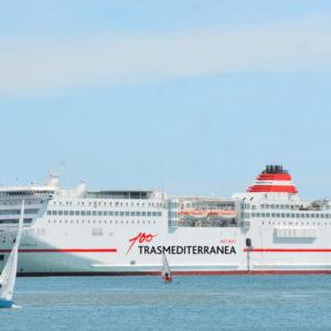Visite Melilla con Trasmediterranea desde Málaga ó Almería