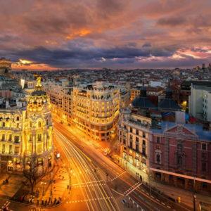 Madrid y alrededores Puente de diciembre 2019
